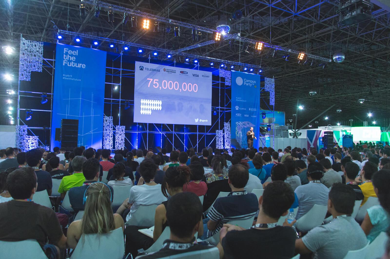 Este ano 100.000.000 de startups serão criadas. 75% delas vão falhar.