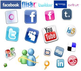 RedesSociais Redes sociais em ambientes corporativos.