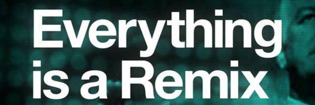 Banner do documentário Everything is a Remix