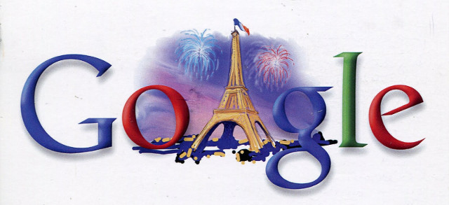 França é realmente um lugar muito politizado, sempre na vanguarda anti-Google.