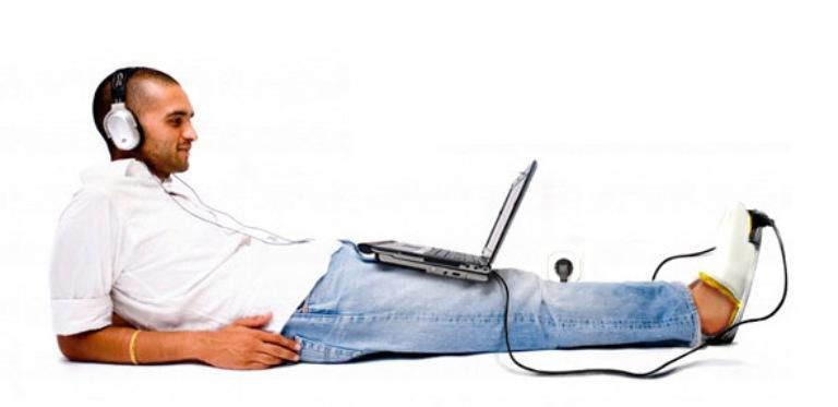 laptop-headphone