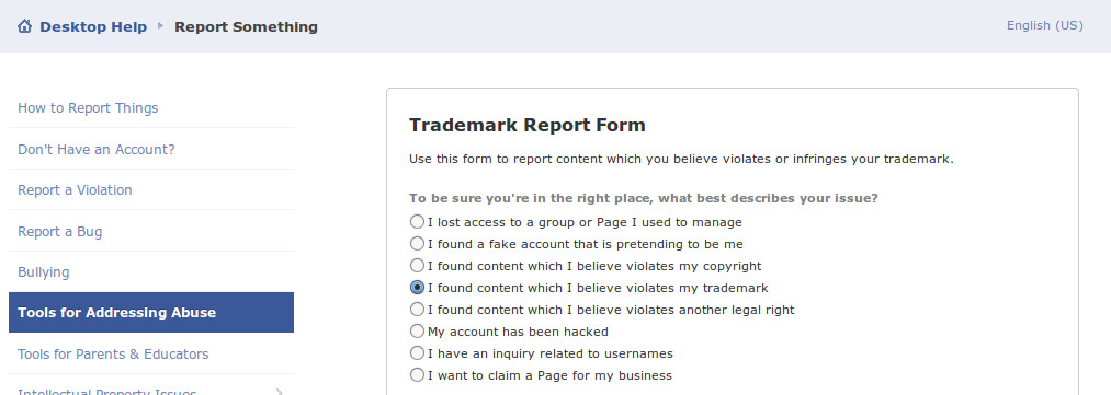 trademark-infringment-facebook-fan-page-form