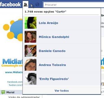 Facebook como fanpage