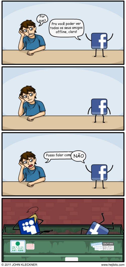 Final do Facebook tirinha 2