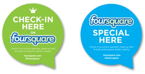 Foursquare Specials