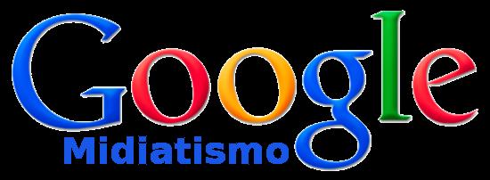 Logo do Google Midiatismo!
