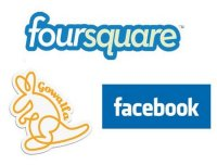 Gowalla vs Facebook Places vs Foursquare