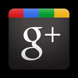 Logo do Google+ (Google Plus)